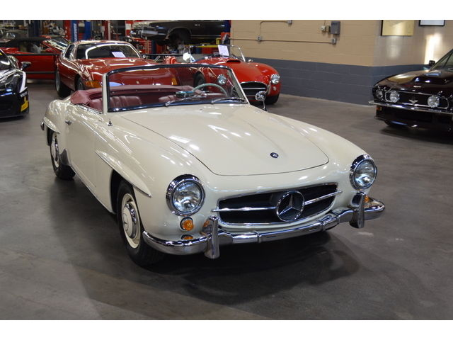 Mercedes-Benz : 190-Series SL Roadster **Restored  **Fabulous Color Combination  **Collector Owned