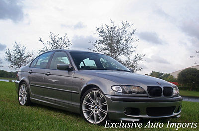 BMW : 3-Series 2004 BMW E46 330i SEDAN ZHP M PERFORMANCE PACKAGE 2004 bmw e 46 330 i sedan zhp m performance package 6 speed manual rare immaculate