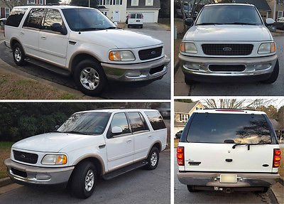 Ford : Expedition Eddie Bauer 98 ford expedition limited edition eddie bauer 5.4 l