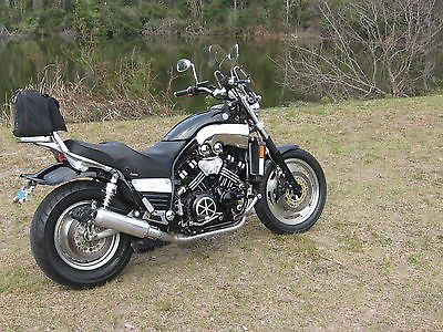 Yamaha : V Max yamaha vmax 1998 custom excellent condition black chrome accesories fast headers
