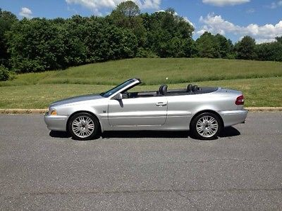 Volvo : C70 Convertible 2004 volvo c 70 convertible only 35 000 miles