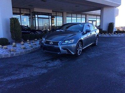 Lexus : GS F SPORT PREMIUM NAVIGATION 2014 lexus f sport premium navigation