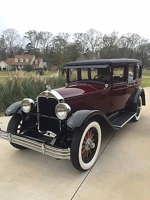 Buick : Other sedan 1928 buick model 47