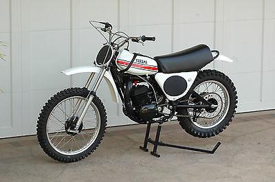 Yamaha : YZ 1975 yamaha yz 250 b first year monoshock motocross european edition
