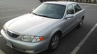 Mazda : 626 LX  V6 2.5 2000 mazda 626 lx sedan 4 door 2.5 l
