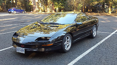 Chevrolet : Camaro Z28 Coupe 2-Door 1996 camaro z 28 600 hp