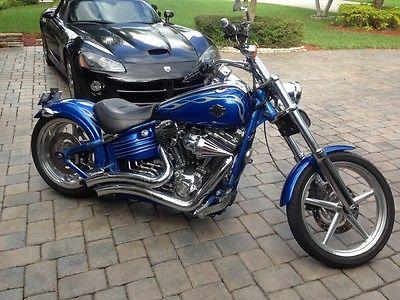 2008 harley davidson softail rocker c motorcycles for sale. Black Bedroom Furniture Sets. Home Design Ideas