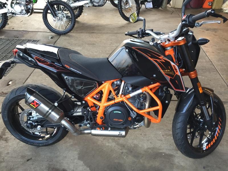 ktm 690 duke motorcycles for sale in oregon. Black Bedroom Furniture Sets. Home Design Ideas