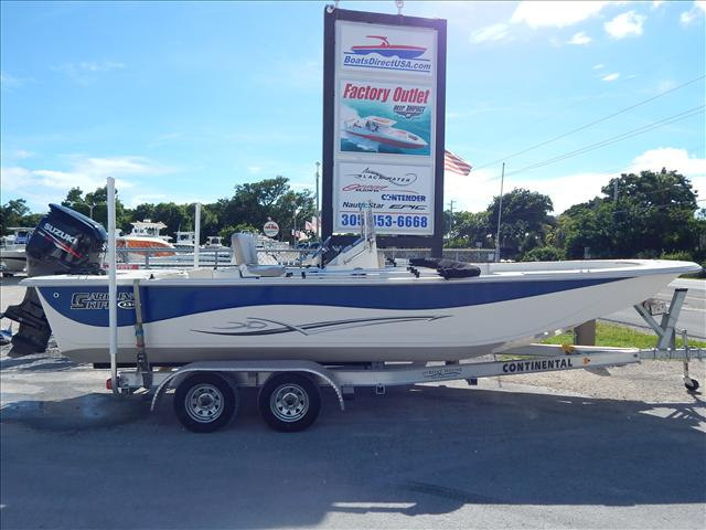 2014 Carolina Skiff DLV 238