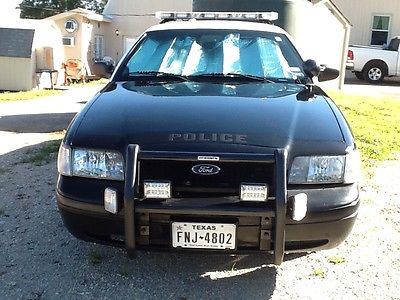 Ford crown victoria police cars for sale for Ford motor company employment verification