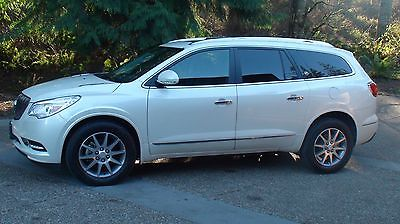 Buick : Enclave Leather Group 2013 buick enclave awd leather group