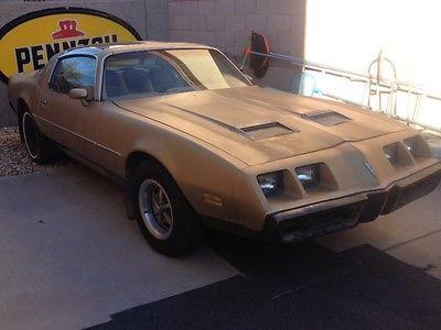 Pontiac : Firebird Formula 1980 firebird formula original az car one family owned