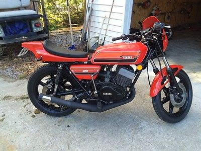 1977 Yamaha Rd400 Motorcycles for sale
