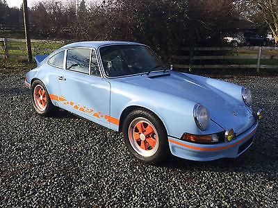 Porsche : 911 911 RS 1973 porsche 911 rs tribute
