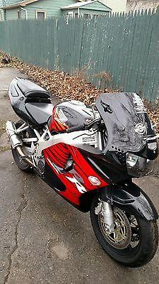 Honda : CBR 1998 honda cbr 900 rr motorcycle
