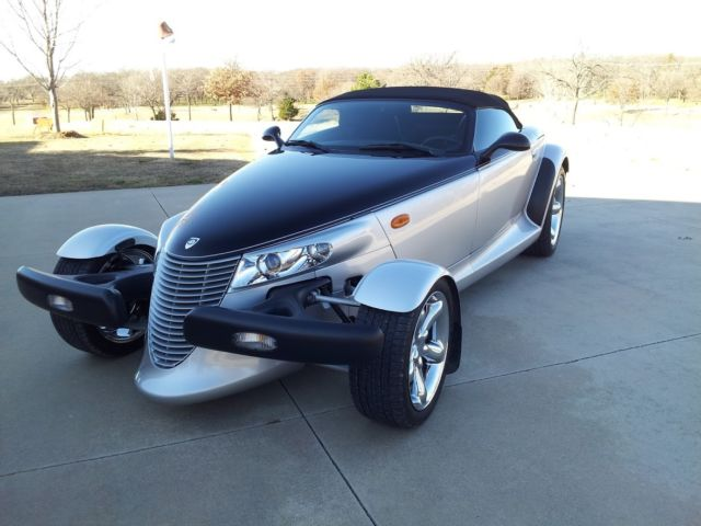Plymouth : Prowler 2dr Roadster 2001 plymouth prowler limited black tie edition orginal 10 k miles