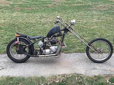 Bonneville Hardtail Motorcycles for sale