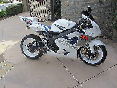 Suzuki : GSX-R GSXR 750 2005
