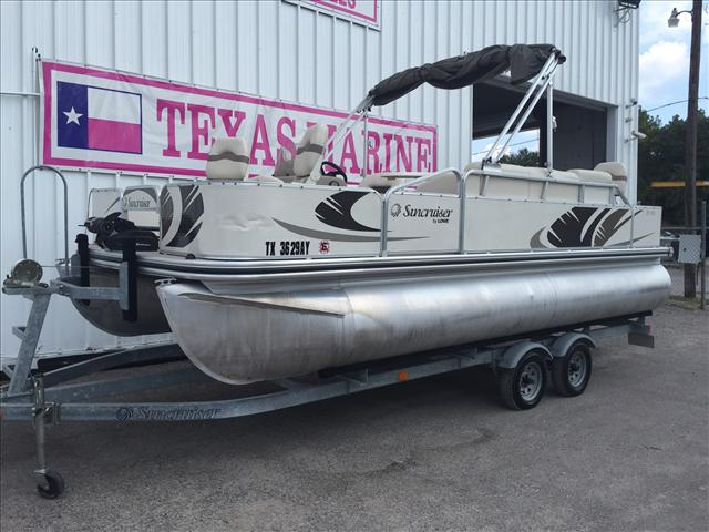2009 Suncruiser Luxury Series 204 Angler