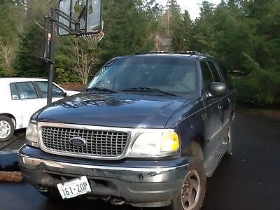 Ford : Expedition Ford Expedition 2002