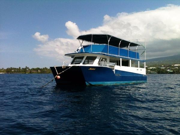 1991 Sea taxi Custom Catamaran Dive Boat