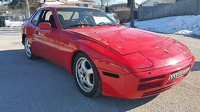 Porsche : 944 1986 porsche 944 turbo track prep race car h 52 code no expense spared 43 k plus