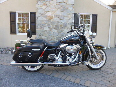 Harley-Davidson : Touring 1999 flhrci road king classic