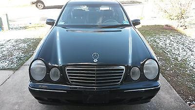 Mercedes-Benz : E-Class 4dr Sdn 3.2L MERCEDES BENZ E-320