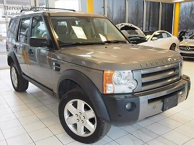 Land Rover : LR3 HSE 2007 land rover lr 3 hse 4.4 v 8 stornoway grey alpaca one owner clean carfax