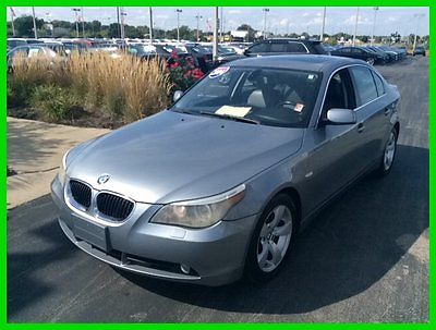 BMW : 5-Series 530I 2004 530 i used 3 l i 6 24 v manual rwd sedan premium