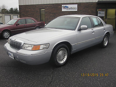 Mercury : Grand Marquis LS 2000 mercury grand marquis ls sedan 4 door 4.6 l