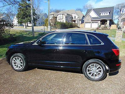 Audi : Q5 Premium Sport Utility 4-Door 2011 audi q 5 premium sport utility 4 door 2.0 l