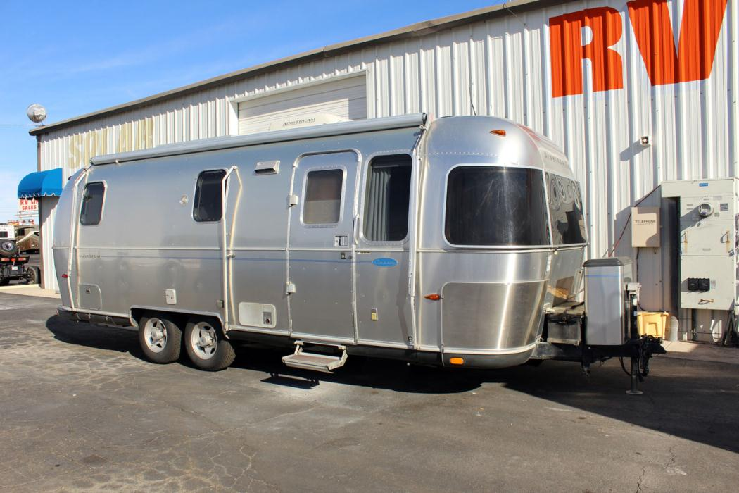 Airstream classic 25m rvs for sale for Classic motor homes for sale