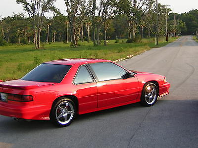 Chevrolet : Lumina Z34 Coupe 2-Door 1992 chevrolet lumina z 34 5 speed fully restored from ground up
