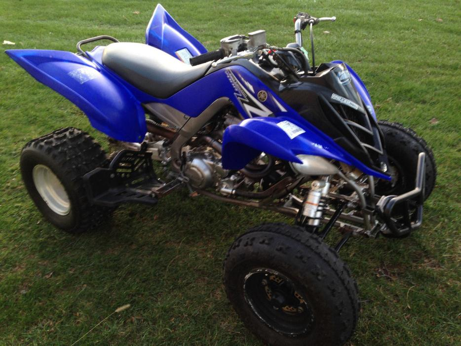 What Year Yamaha Raptor Fuel Injected