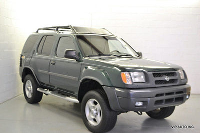 Nissan : Xterra 4dr SE 4WD V6 Automatic Xterra SE 4x4 Running Boards Roof Rack Sunroof