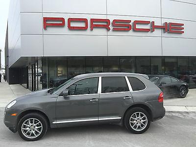Porsche : Cayenne S Sport Utility 4-Door 2008 porsche cayenne s sport utility 4 door 4.8 l