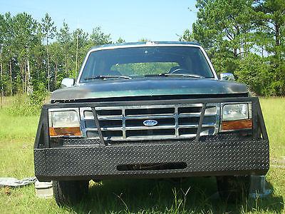 Ford : Bronco 1993 ford bronco 4 x 4