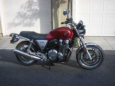Honda : CB 2013 honda cb 1100