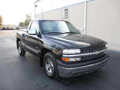 GMC : Sierra 1500 LS 1500 Florida Truck - No Rust - Adult Owned - Non -Smoker - 5 Speed Manual