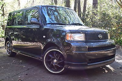 Scion : xB Base 5D 2006 scion xb 5 speed 18 wheels great mpg below market value