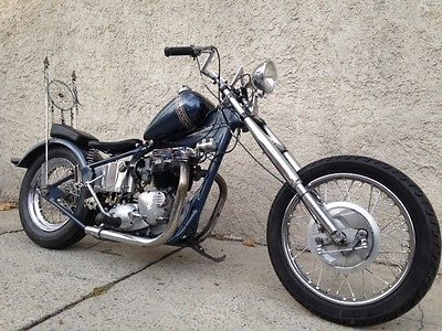 1970 Triumph Chopper Motorcycles For Sale