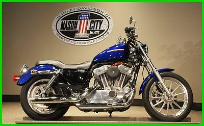 Mason City Harley >> Deep Cobalt Blue Harley Motorcycles for sale