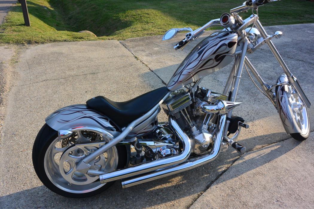2008 Big Dog Motorcycles Mastiff