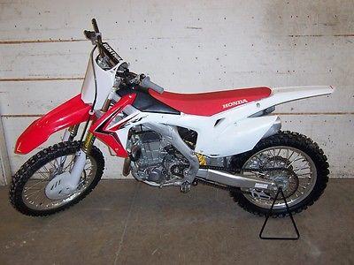 Honda : CRF 2014 honda crf 450 r