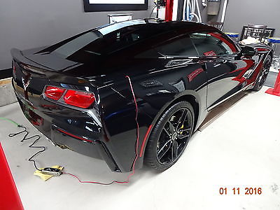 Chevrolet : Corvette Stingray 3LT Z51 2016 corvette stingray z 51