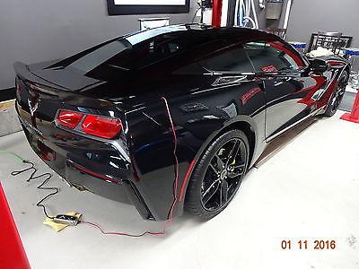 Chevrolet : Corvette Stingray 3LT Z51 2016 corvette stingray z 51