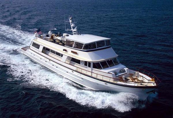 Palmer Johnson Boats For Sale