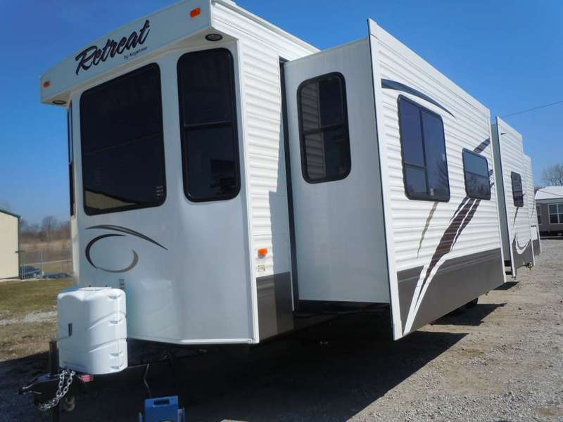 2 Bedroom Rv For Sale 2 Bedrooms Jayco 40bhs In Lakeside Jayco Eagle Ht 295bhok 2bedroom Double