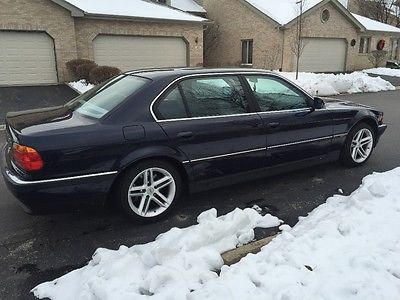 BMW : 7-Series 740il 1995 bmw 740 il